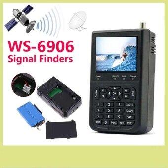 For SatLink WS-6906 DVB-S Digital Satellite Dish Signal Finder Meter FTA NEW - intl