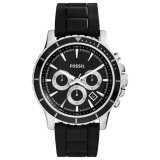 โปรโมชั่น Fossil Briggs Black Dial Watch Ch2925I Intl ถูก