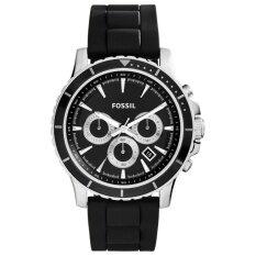 ราคา Fossil Briggs Black Dial Watch Ch2925I Intl ราคาถูกที่สุด