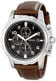 ราคา Fossil Dean Black Watchรุ่นFs4828 ออนไลน์