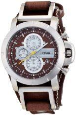 ขาย Fossil Jake Brown Watch Jr1157 Thailand ถูก