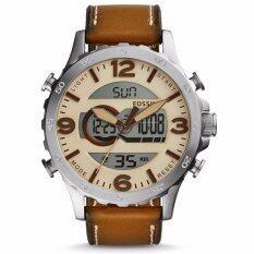 ซื้อ Fossil Jr1506 นาฬิกาผู้ชาย สายหนัง ออนไลน์