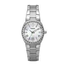 ขาย Fossil Ladies Colleague Stainless Steel Watch Am4141 Intl ราคาถูกที่สุด