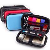 ขาย Free Data Cable Waterproof 2 5 Inch Travel Electronics Digital Gadgets Organizer Bag Storage Hard Case Random Color Intl สมุทรปราการ