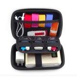 ความคิดเห็น Free Data Cable Waterproof 2 5 Inch Travel Electronics Digital Gadgets Organizer Bag Storage Hard Case Red Intl