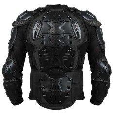 Full เสื้อคลุมร่างกายมอเตอร์ไซค์เสื้อแจ็คเก็ต Motocross กลับที่ป้องกันไหล่เกียร์ - Intl By Huyia.