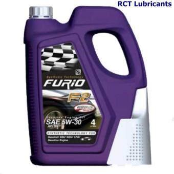 น้ำมันหล่อลื่น บางจาก FURIO F2 SN SAE 5W-30 (ขนาด 4+1 ลิตร)