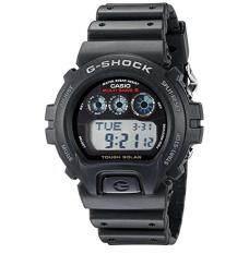 โปรโมชั่น G Shock Gw6900 1 Men S Tough Solar Black Resin Sport Watch Intl