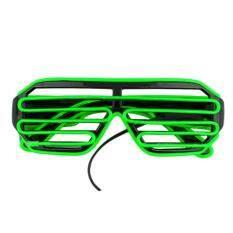 ซื้อ G2G แว่นตากิ๊บเก๋พร้อมไฟ Led ปรับได้ 3 ระดับ สีเขียว จำนวน 1 ชิ้น G2G เป็นต้นฉบับ