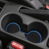 Gate Slot Mats For Mazda Bt 50 Xtr Ur Dx Gt Sdx 2012 2016 Non Slip Mat Interior Door Pad Cup 15Pcs Blue Intl Unbranded Generic ถูก ใน จีน