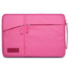 ราคา Gearmax Fabric 12 Inch Laptop Sleeve For Macbook Air Pink Gearmax