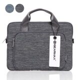Gearmax Tm 11 6 11 6 Inch Eco Friendly Waterproof Laptop Sleeve Handbag Carrying Bag For Macbook Air Pro Surface Ipad 11 6 Inch Gray Intl จีน