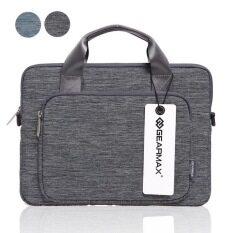ราคา Gearmax Tm 11 6 11 6 Inch Eco Friendly Waterproof Laptop Sleeve Handbag Carrying Bag For Macbook Air Pro Surface Ipad 11 6 Inch Gray Intl Gearmax เป็นต้นฉบับ