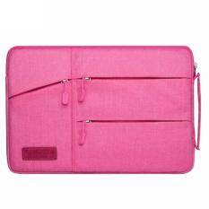 Gearmax Tm Ultra Thin Water Resistant Shakeproof Protable Elastic Lycra Fabric Laptop Sleeve For 13 3 Inch Macbook Air Pro Surface Ultrabook Bag Case Cover Pink Pink Intl ใหม่ล่าสุด
