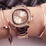 ขาย นาฬิกา Gedi งานเกาหลีแท้ สีพิงค์โกลด์ หน้าปัดพิงค์ สินค้าขายดี ใน กรุงเทพมหานคร