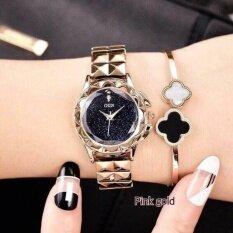 ราคา Gedi Ge055 นาฬิกาแฟชั่น ใบรับประกันสินค้าจากศูนย์ พร้อมกล่อง ออนไลน์ กรุงเทพมหานคร