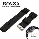 ส่วนลด สายนาฬิกายาง Genuine Rubber Watch Strap สายยาง Seiko ขนาด 22 Mm สำหรับ Rolex Seiko Omega Luminox Crocoduz Leather