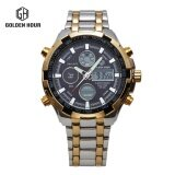 ขาย ซื้อ ของแท้นาฬิกาผู้ชายนาฬิกาควอตซ์ชายนาฬิกากลางคืนนาฬิกากันน้ำอิเล็กทรอนิกส์อเนกประสงค์พลเมือง จีน