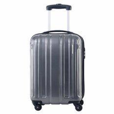 ขาย Giogracia Polo Club กระเป๋าเดินทาง รุ่น 25354 ขนาด 20 นิ้ว สีดำพิมพ์ลายเคฟล่า กรุงเทพมหานคร ถูก