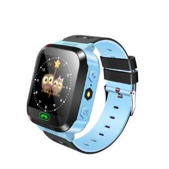 นาฬิกาสำหรับเด็ก นาฬิกาข้อมือติดตามเด็ก GPS watch kid