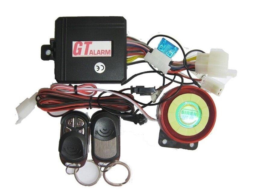 ขาย Gt Alarmสัญญาณกันขโมยรถมอเตอร์ไซค์ Zoommer X New เป็นต้นฉบับ