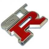 ราคา Gtr Metal 3D Car Emblem Badge Gtr Car Sticker Gtr Logo Metal Sticker Aluminium Car Styling Insignia Gtr Intl ใหม่ ถูก