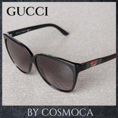 ซื้อ Gucci แว่นกันแดด รุ่น Gg3539 S Gayeu 62 ถูก ใน สมุทรปราการ