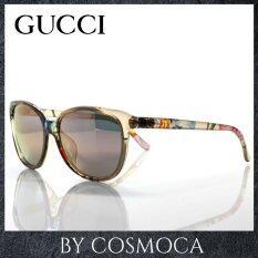 ขาย Gucci แว่นกันแดด รุ่น Gg3635 N F S Uz9X0J 57 เป็นต้นฉบับ