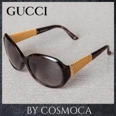 ราคา Gucci แว่นตากันแดด รุ่น Gg3706 F S U2Zxha 58 ถูก