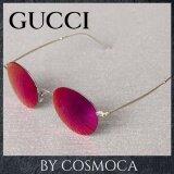 ราคา Gucci แว่นตากันแดด รุ่น Gg4273 S S3Ygmi 52 ใหม่