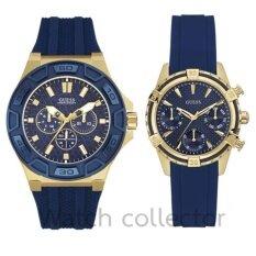 ราคา Guess Couple Watch W0674G2 W0562L2 กรุงเทพมหานคร