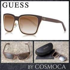 ทบทวน ที่สุด Guess แว่นกันแดด รุ่น Gu6850 49G 54