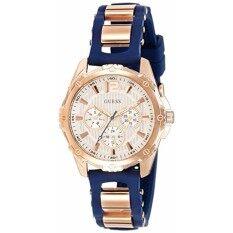 ส่วนลด นาฬิกาข้อมือผู้หญิง Guess Intrepid 2 White Dial Ladies Chronograph Watch W0325L8