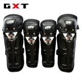 Gxt ชุดสนับเข่า อุปกรณ์ป้องกัน กันล้ม 4 ชิ้น สำหรับการขับขี่ ใน ฮ่องกง