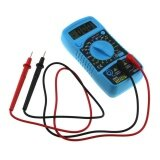 ทบทวน Handheld Multimeter Voltmeter Ammeter Lcd ดิจิตอล Tester