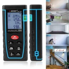 ซื้อ Handheld Rangefinder Sw T100 Distance Meter Digital Laser Range Finder Sndway Intl ถูก จีน