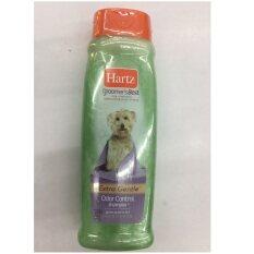 โปรโมชั่น Hartz Odor Shampoo แชมพูลดกลิ่นตัว 532Ml ถูก