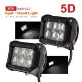 ขาย Hdl 4 Inch Vehicle 30W 2550Lm 5D Led Work Light Bar Driving Lamp Spotlight Intl Unbranded Generic ใน จีน