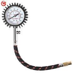 ทบทวน ที่สุด High Accuracy Tire Air Inflating Pressure Indicator Dial Gauge For Automotive Vehicle Car Universal Unit Yd 6026 Portable Intl