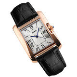 ขาย ซื้อ High Quality Watch Women Skmei Brand Luxury Fashion Quartz Watches Leather Sport Lady Relojes Mujer Women Wristwatches Dress G*rl 1085 Black