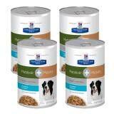 ขาย Hill S Prescription Diet Metabolic Mobility อาหารเปียกสุนัขโต ลดน้ำหนัก และบำรุงข้อ ขนาด 354G 4 กระป๋อง ออนไลน์