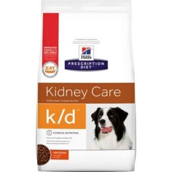 Hill's Science Diet k/d Canine Renal Health อาหารสุนัขที่เป็นโรคไต ขนาด 3.85 kg (1 ถุง)