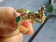 ราคา Hindd แหวนพญานาคประดับพลอย ใหม่ ถูก