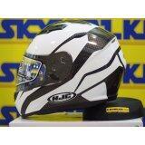 ซื้อ หมวกกันน็อค Hjc รุ่น Cs 15 Sebka Mc5