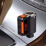 ซื้อ บลูทูธในรถยนต์ Bc09 Original 100 Car Mp3 Audio Player Bluetooth Fm Transmitter Wireless Fm Modulator Car Kit Handsfree Lcd Display Usb Charger For Mobile ถูก ใน กรุงเทพมหานคร