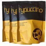 ราคา Hypuccino Instant Coffee Mix กาแฟลดน้ำหนัก เพื่อผิวสวยสุขภาพดี รสคาปูชิโน่ 10 ซอง 3 ห่อ เป็นต้นฉบับ