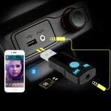 ราคา Iของแท้100 Bc07 Usb Bluetooth Audio Receiver Car Bluetooth Speakerphone Mp3 Caller Id Card เป็นต้นฉบับ