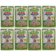 ขาย Inaba เนื้อสันไก่ผสมปลาทูน่าและผักในเยลลี่ 80 กรัม 8 ซอง Thailand