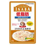 โปรโมชั่น Inaba อาหารสุนัขชนิดเปียก Low Fat รสเนื้อสันในไก่และกระดูกอ่อนในเยลลี่ 80 กรัม X 6 แพ็ค