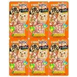 ซื้อ Inaba Soft Bits ขนมแมวซอฟท์ บิต ปลาทูน่าและเนื้อสันในไก่ รสปลาโอแห้ง ปริมาณ 25 กรัม X 6 ซอง ถูก ใน กรุงเทพมหานคร